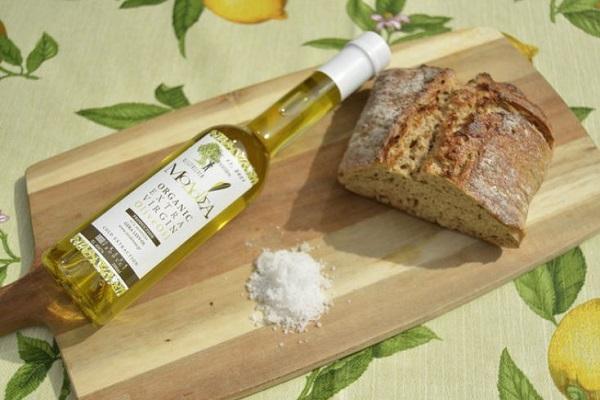 olie met brood