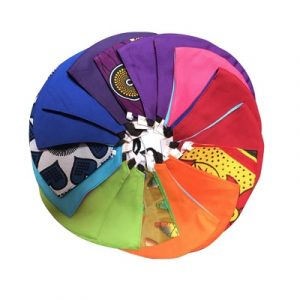 Pamba kleurrijke mondkapjes